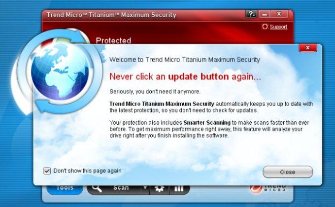 Trend Micro Titanium Maximum Security
