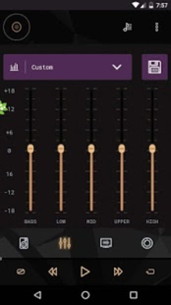 Bass Booster Equalizer - Music Player