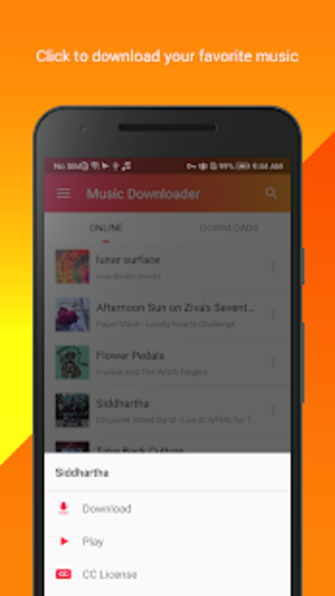 Free Music - Download New Music  Music Downloader
