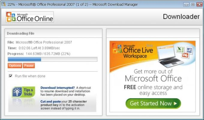 product key for microsoft office 2007 free full version