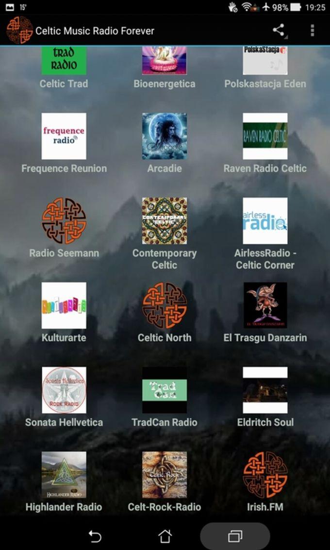 Celtic Music Forever