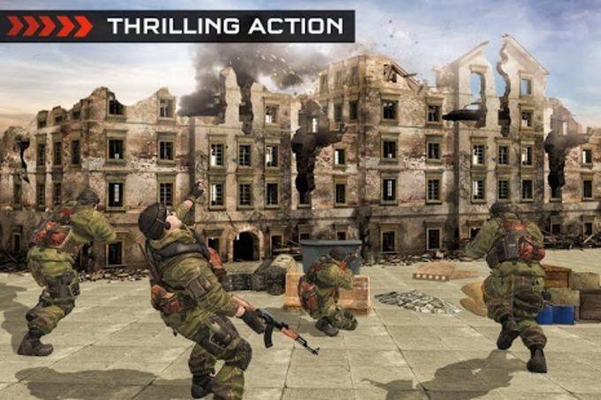 Mountain Sniper Simulator Shooting Games