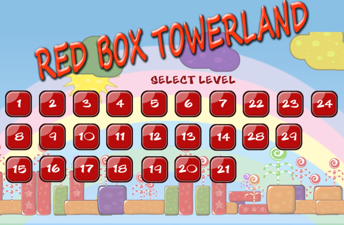 Glass Tower:Jelly Block Puzzle