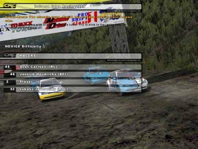 Cross Racing Championship
