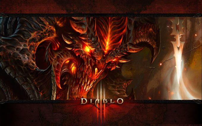 Diablo III Demon Wallpaper