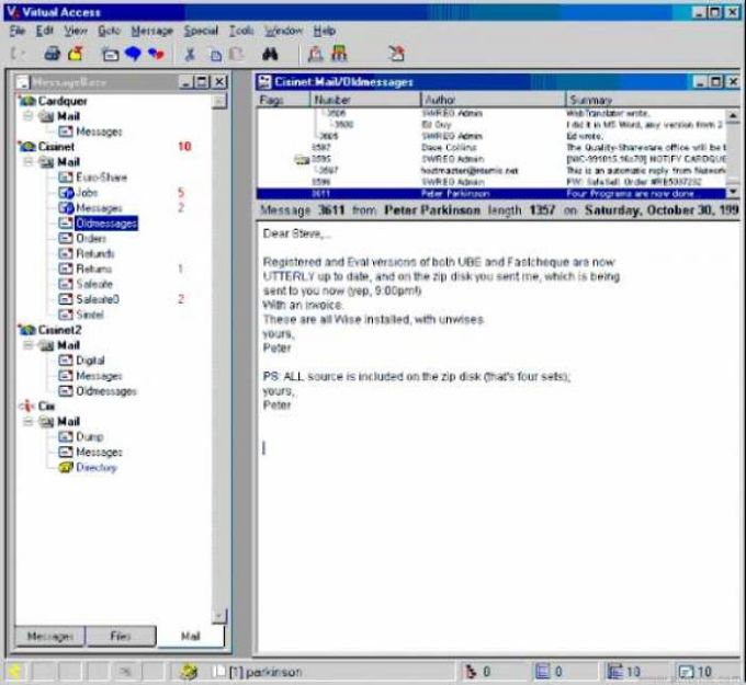 OptiVec for Borland C/C++ (Win32)
