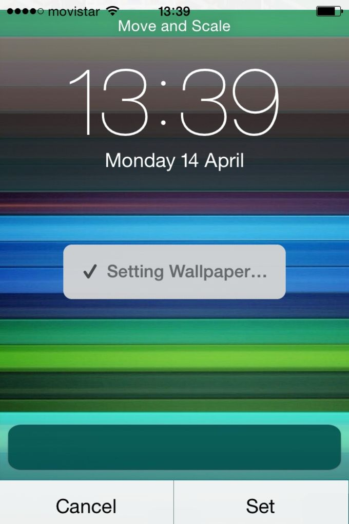 LockScreen Buddy for iOS7