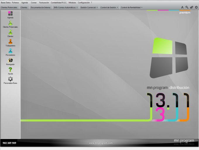 MNprogram Software Distribución