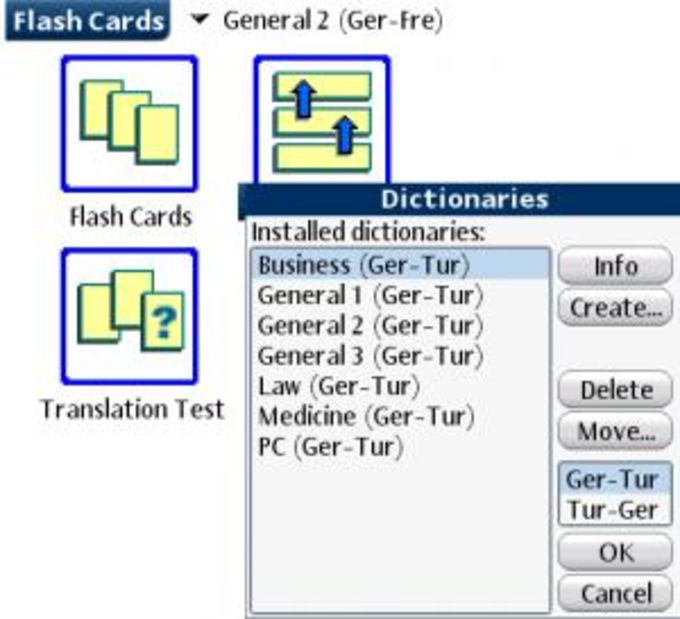 LingvoSoft FlashCards Deutsch/Türkisch