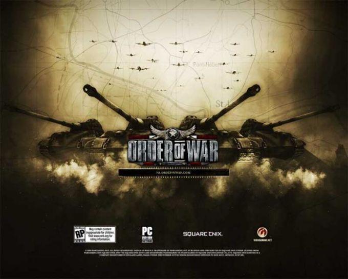 order of war papel de parede download
