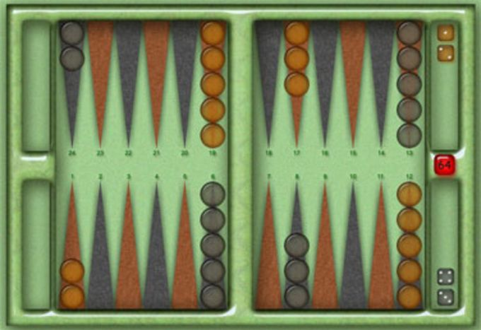 Absolute Backgammon