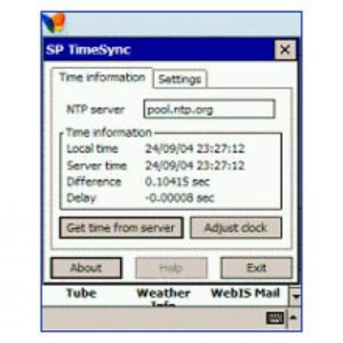 SP TimeSync