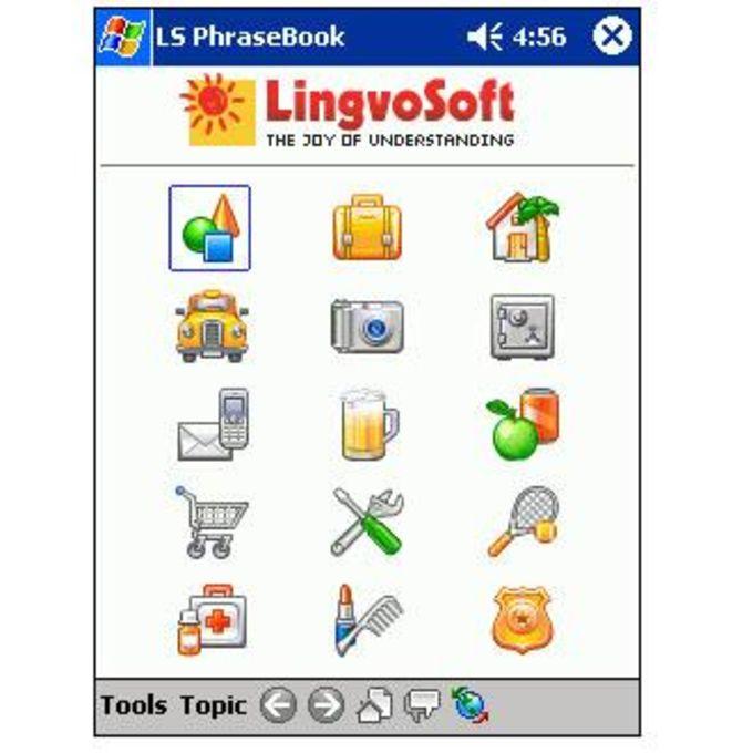 LingvoSoft Spanish-Romanian PhraseBook 2008