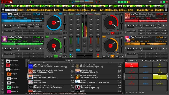 Download Virtual DJ - free - latest version
