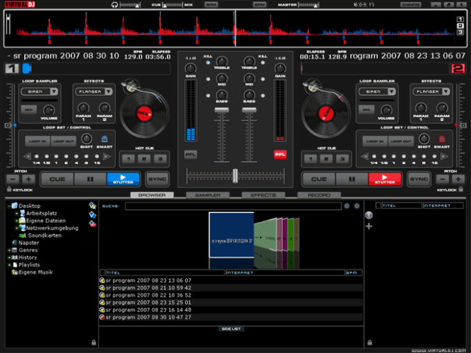 Virtual DJ Free Home Edition