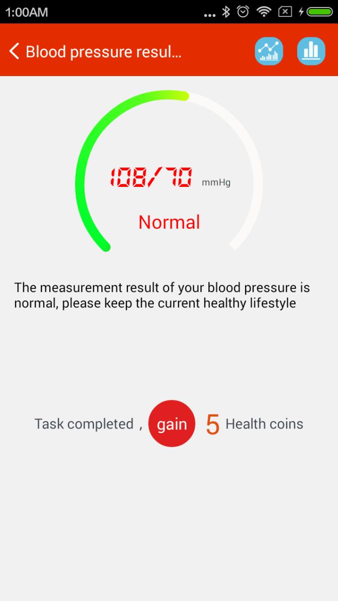 iCare Blood Pressure Monitor