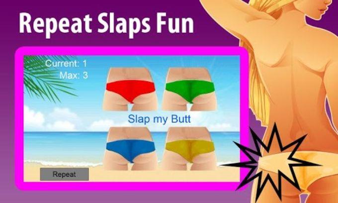 Slap my Sexy Butt: Memory Beat