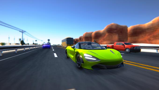 Racing Heroes Multiplayer