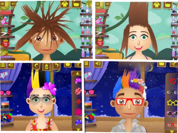 Niños Salon - Juegos para niño
