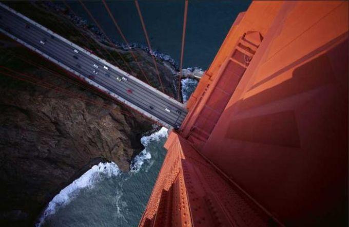 Golden Gate Papel de parede