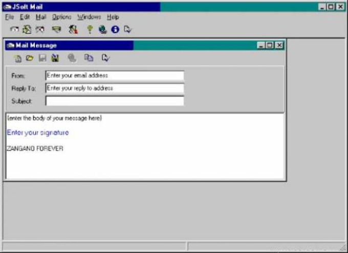 JSoft Mail