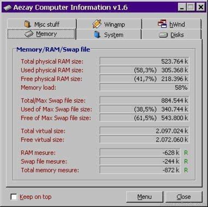 Aezay Computer Information