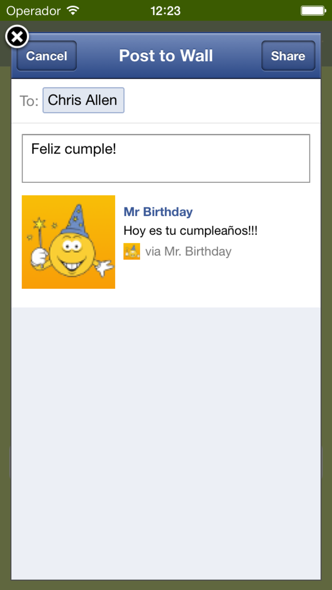 Mr Birthday