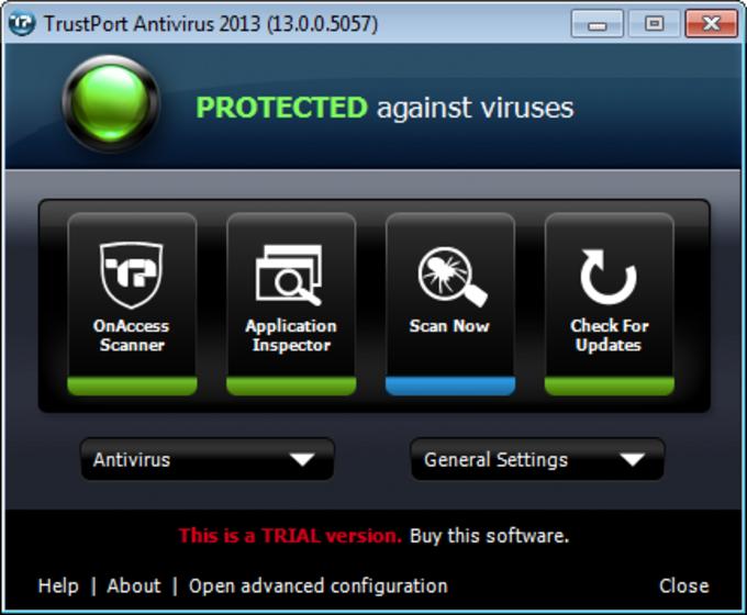TrustPort Antywirus PL