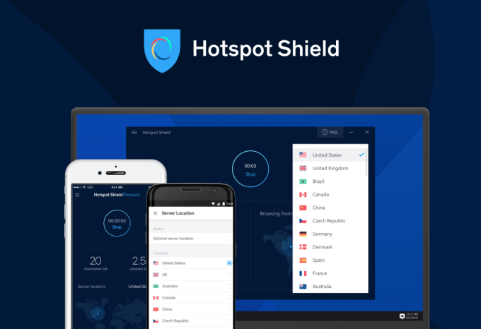 download hotspot shield for ios without app store