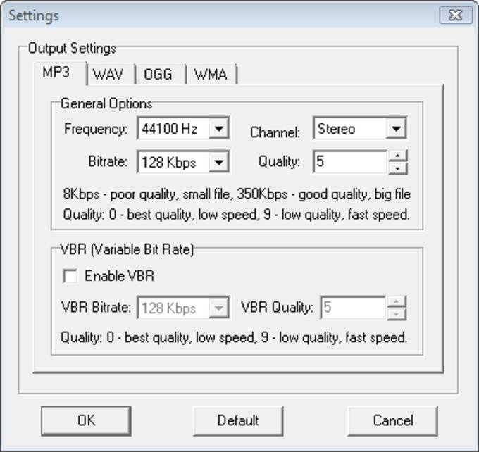 Power MP3 Cutter Joiner