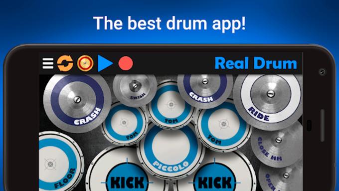 Real Drum - The Best Drum Sim