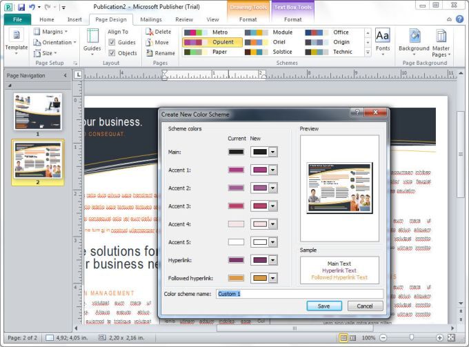 microsoft publisher download