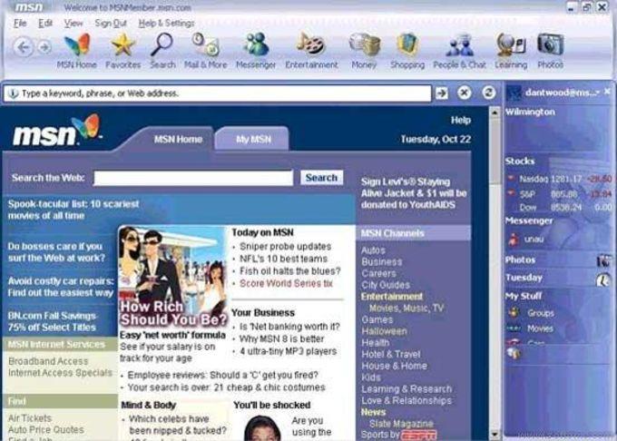 MSN for Mac OS X