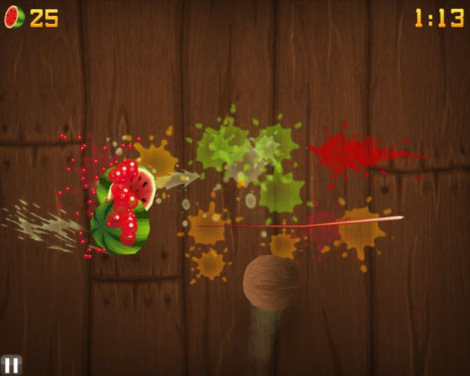 Fruit Ninja pour Windows 10