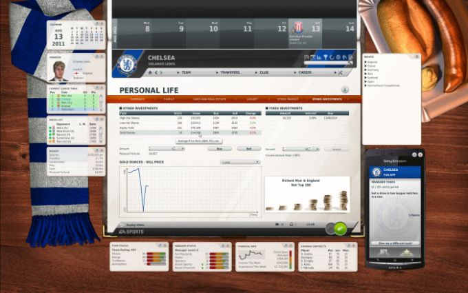 LFP Manager 12 (FIFA Manager 12)