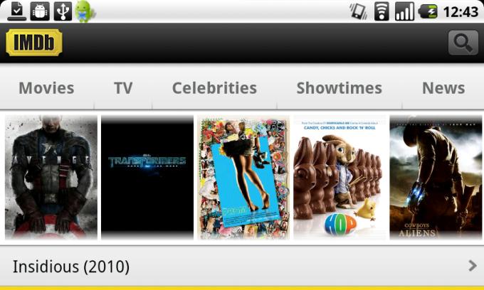 IMDb Films & TV