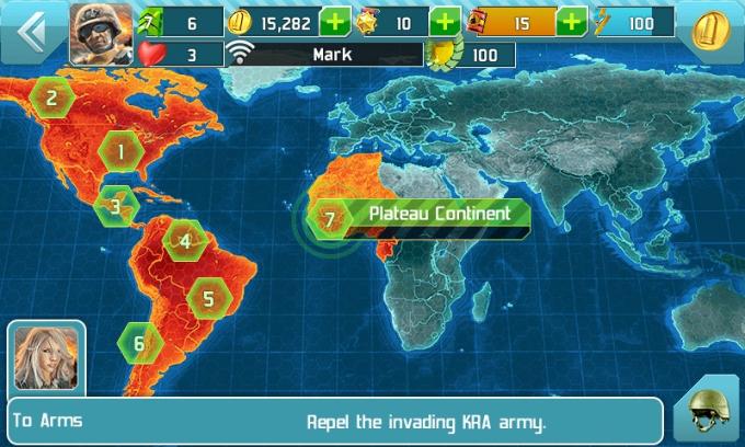 World at Arms Free