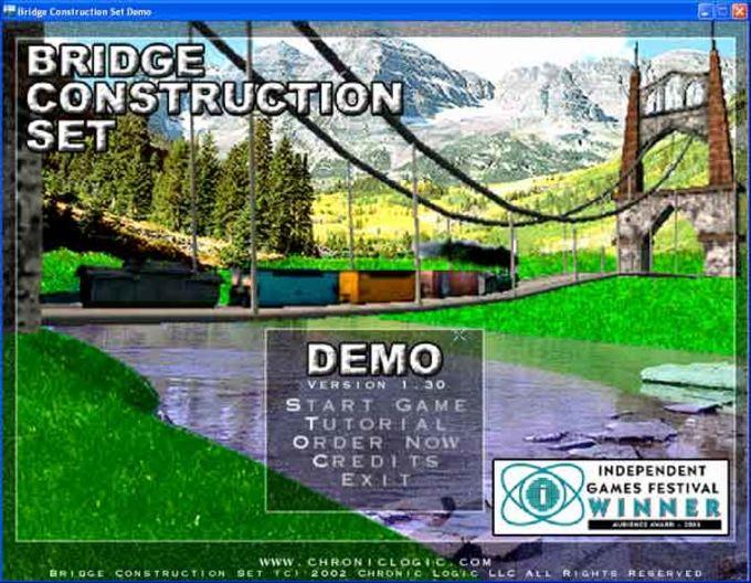 Bridge Construction Set