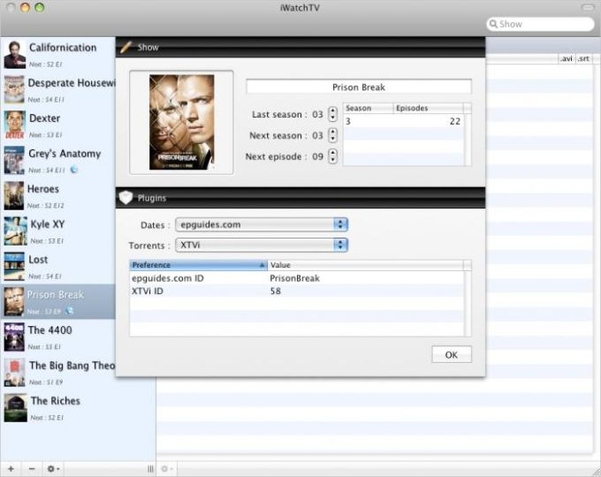 iWatchTV for Mac - Download