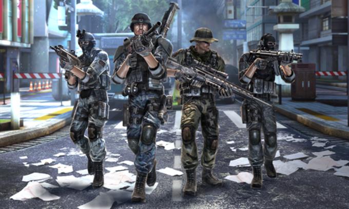 Modern Combat 5: Blackout für Windows 10