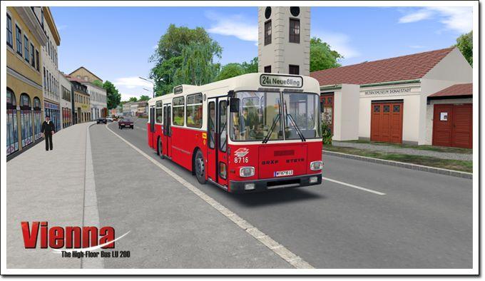 OMSI Add-On Vienna