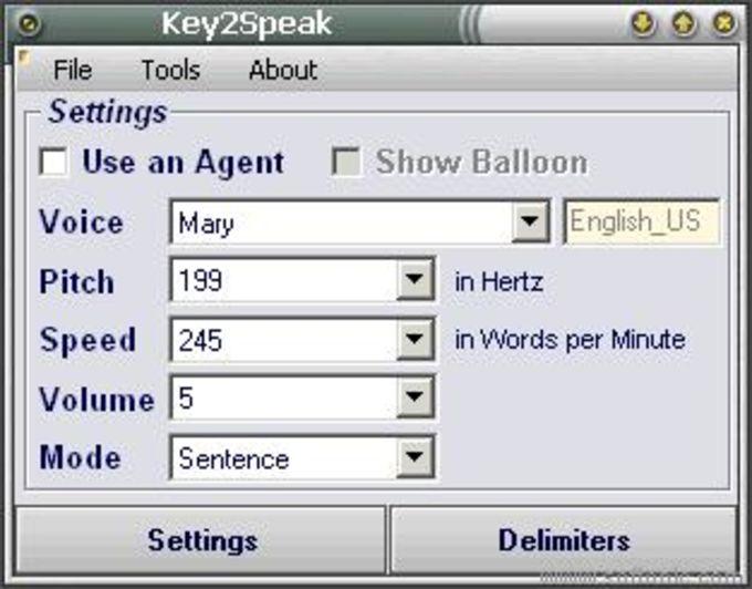 Key2Speak