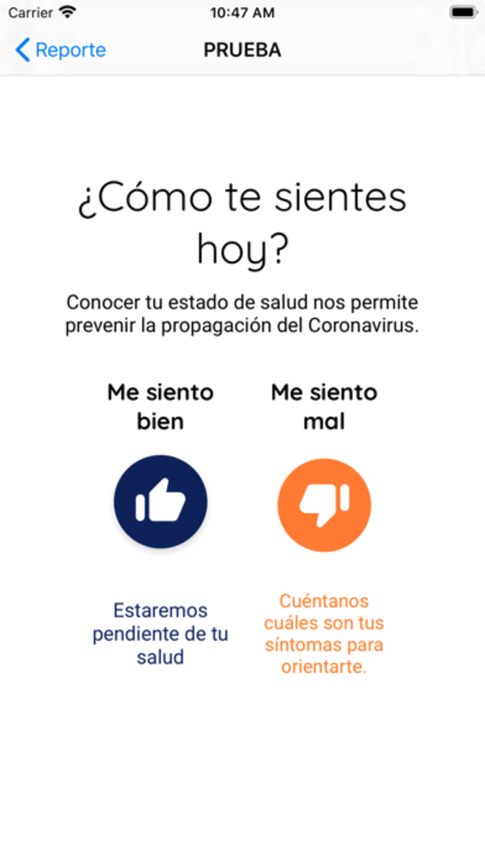 CoronApp-Colombia