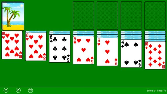 Classic Solitaire (Free) pour Windows 10