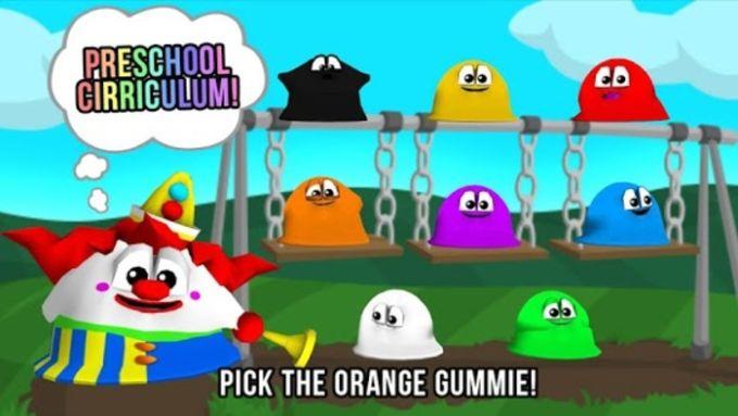 Gummies Playground