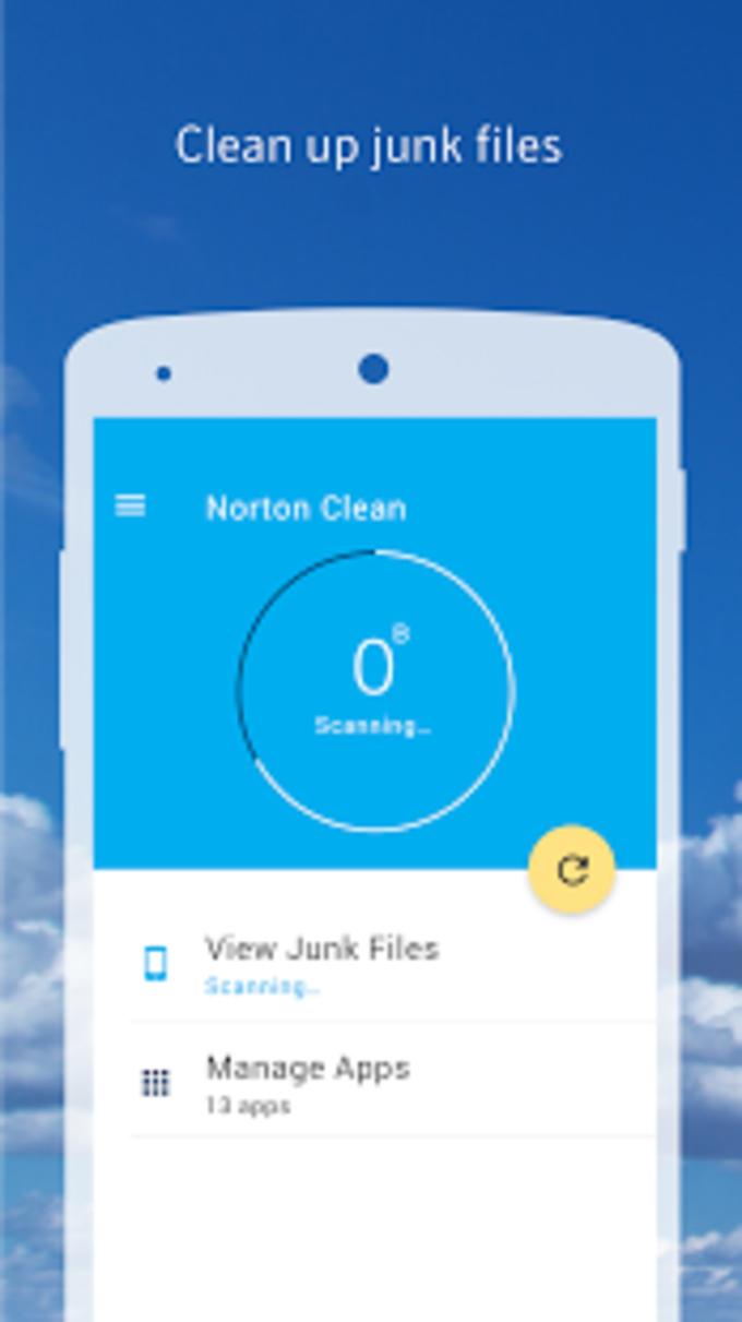 Norton Clean, Junk Removal