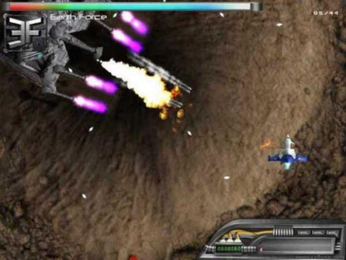Earth Force Alpha GL Demo