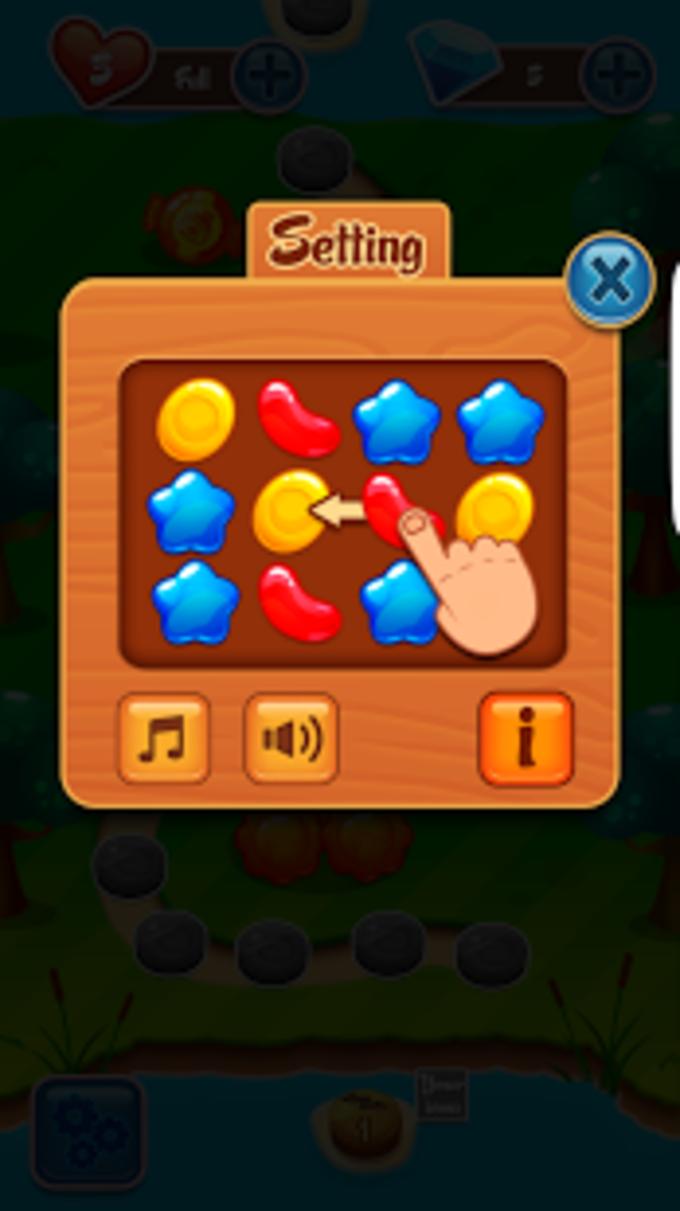 Jelly Crush 2.0