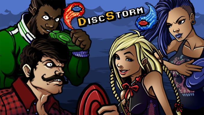 DiskStorm