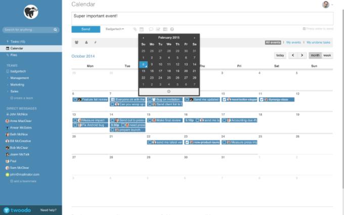 Twoodo - Desktop App